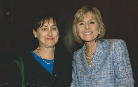 RESULTS partner from California with Senator Barbara Boxer