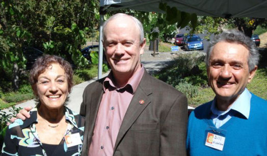 RESULTS partners from California with Rep. Jerry McNerney